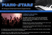 Piano Stars Website